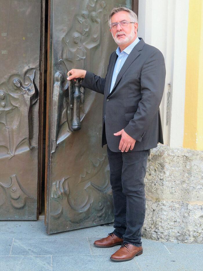 Pfarrer Karl-Bert Matthias